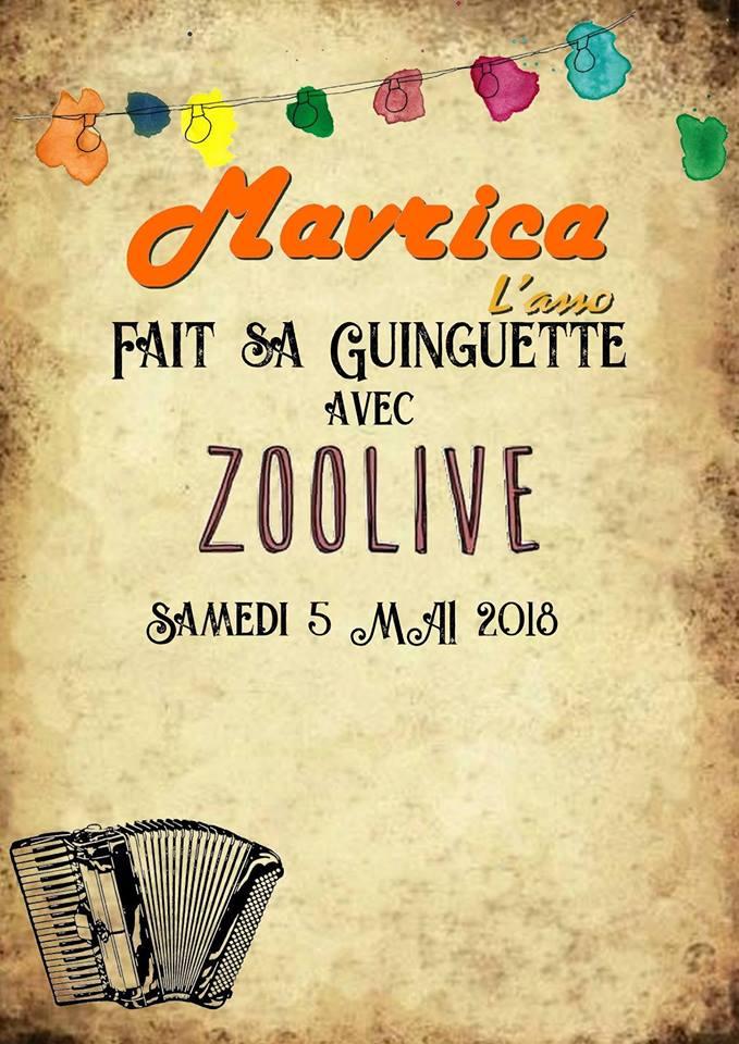 5 mai 2018 Zoolive à La Chapelle Saint Mesmin