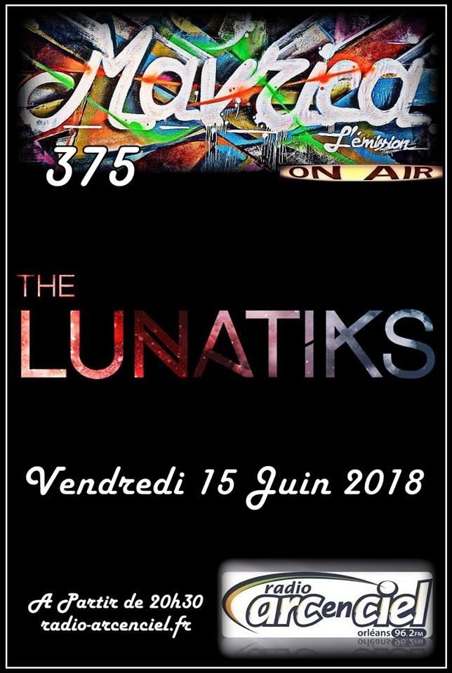 """15 juin 2018 Lunatiks à Fleury Les Aubrais """"Mavrica"""""""