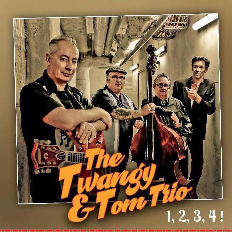"the Twangy, Tom, Trio ""1,2,3,4"""