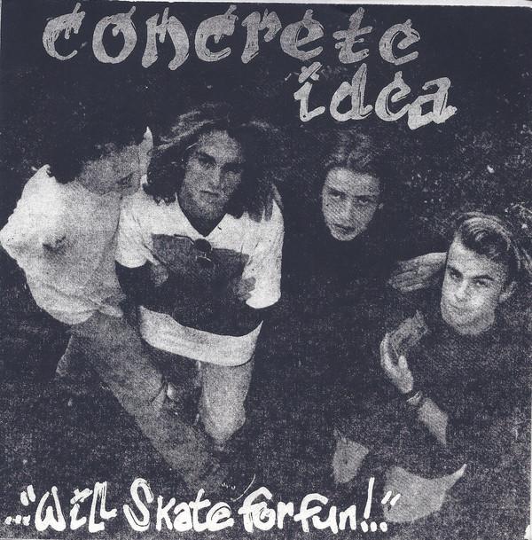 Concrete Idea - Portobello Bones Split EP