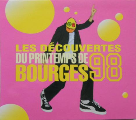 Les Découvertes Du Printemps De Bourges 98