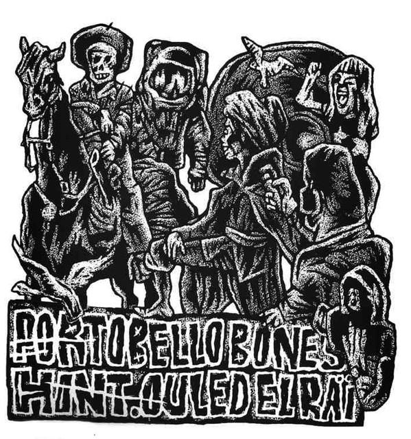 Portobello Bones, Hint, Ouled El Raï  - EP