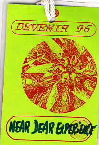 1er novembre 1996 Near Death Experience, Dog Eat Dog à Saint Quentin