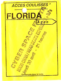 "30 avril 1998 Near Death Experience, Mami Chan à Agen ""Florida"""