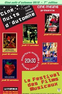 """18 novembre 2010 Brigitte Bop à Meung Sur Loire """"la Fabrique"""""""