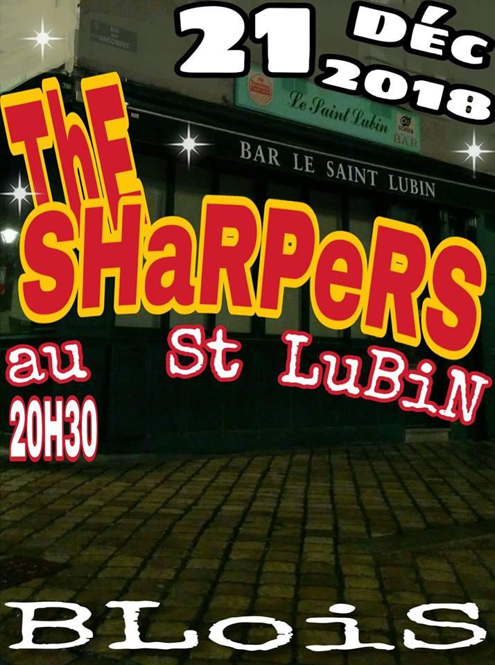 """21 decembre 2018 Sharpers à Blois """"Saint Lubin"""""""
