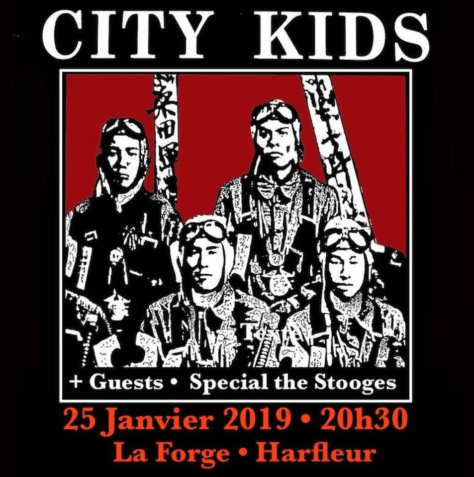 """25 janvier 2019 City Kids à Harfleur """"la Forge"""""""