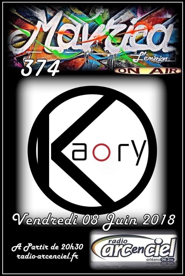 """8 juin 2018 Kaory à Fleury les Aubrais """"Mavrica"""""""