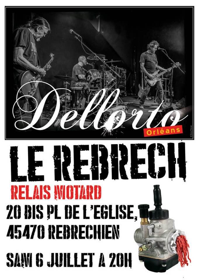 "6 juillet 2019 Dellorto à Rebrechien ""le Rebrech"""